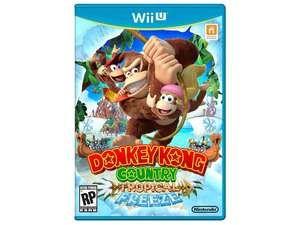 Pre-order Donkey Kong Country: Tropical Freeze Wii U Game Nintendo for $44.99 (reg. $49.99). Apply code: EMCWXVS42