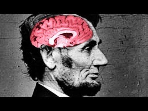 Inside Abraham #Lincoln's Brain