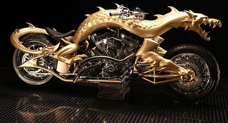 AMAZING PIKCHAZ | COOL: More Dragon Coolness - THE DRAGON CHOPPER