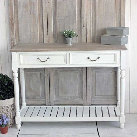 Florence Console Table - £189.00 - Hicks and Hicks
