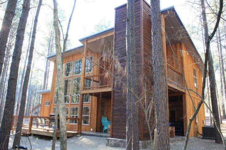 The Driftwood Cabin Rental In Broken Bow, Oklahoma
