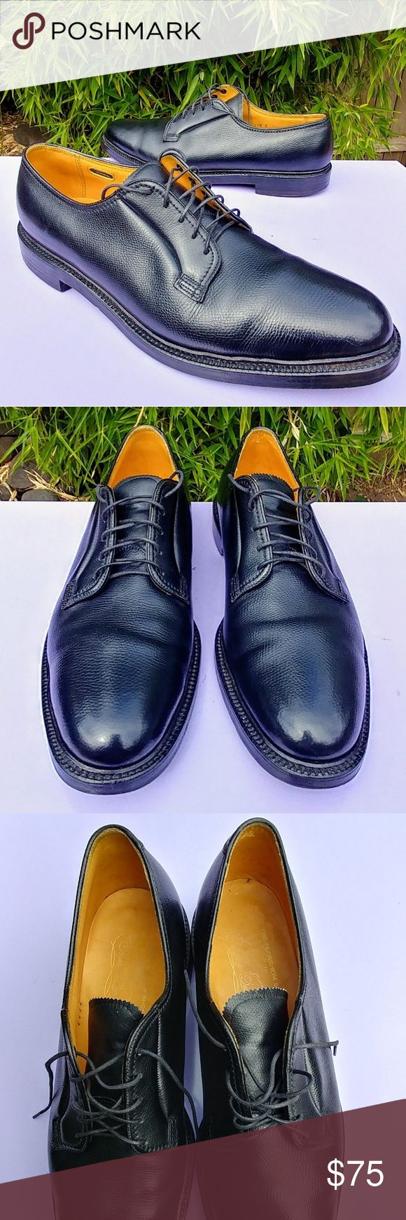 Florsheim Imperial V cleat Oxfords, SZ 11.5 These Vintage V cleat 5 nails Florsheim Imperial are pre-owned and in great condition as pictured. Florsheim Imperial Shoes Oxfords & Derbys