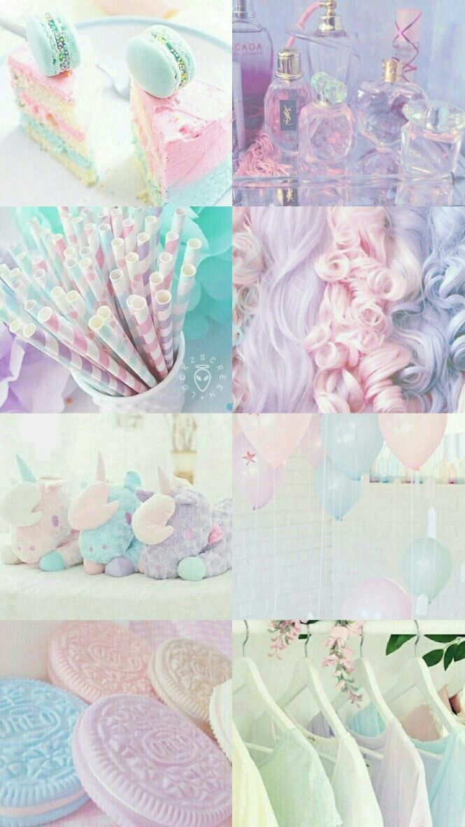 Where are you pastel lovers?