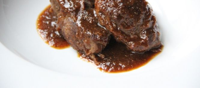 Varkenswangetjes Met Donkere Westmalle Het Beste Recept Van Vlaanderen ! recept   Smulweb.nl