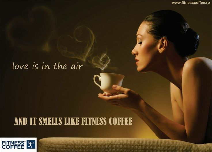 Fitness Coffee.  We love to get fit in natural way every day!