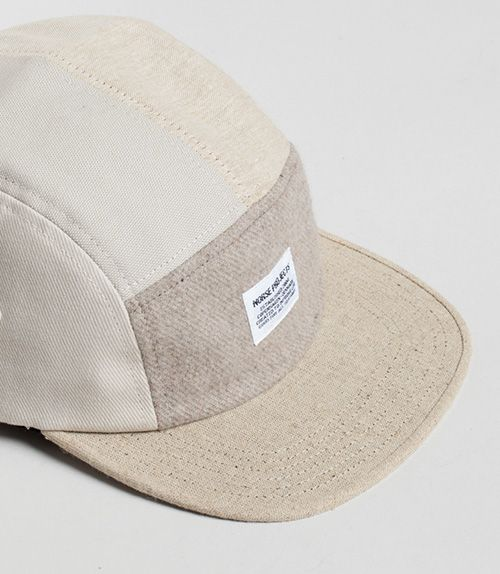 Norse Projects - Patchwork 5 panel