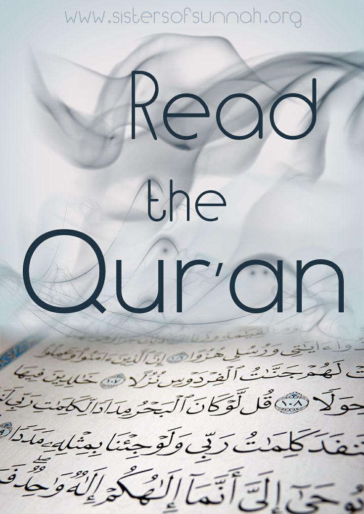 Read the Qur'an