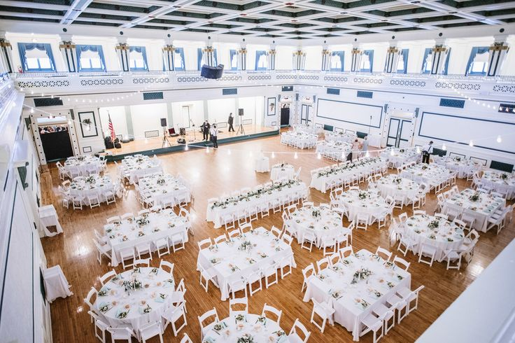 Maria & David |Soldiers & Sailors Memorial Hall & Museum | Pittsburgh Wedding Venue | Wedding Reception | Historic Wedding | Seth Williams Photography | Summer Wedding | All The Best Catering | Gold Dust Floral | Spinolas Bakery |