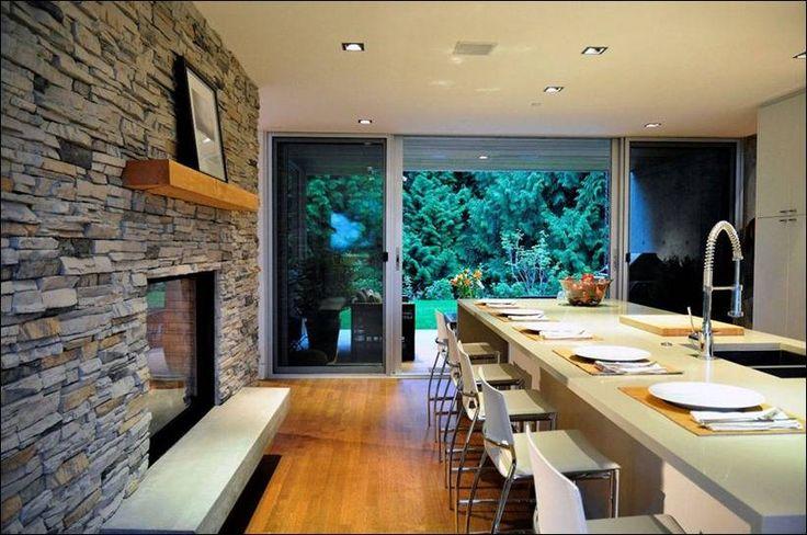 Современный лесной дом Flaunting