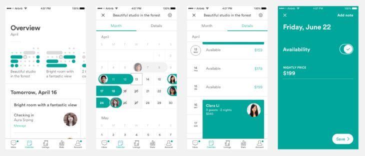 #Móviles #airbnb #anfitriones Airbnb incorporará mejoras a su aplicación móvil para facilitar la labor de los anfitriones