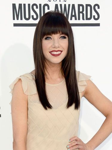 15 Best Hairstyles With Bangs - Ideas for Haircuts With ...