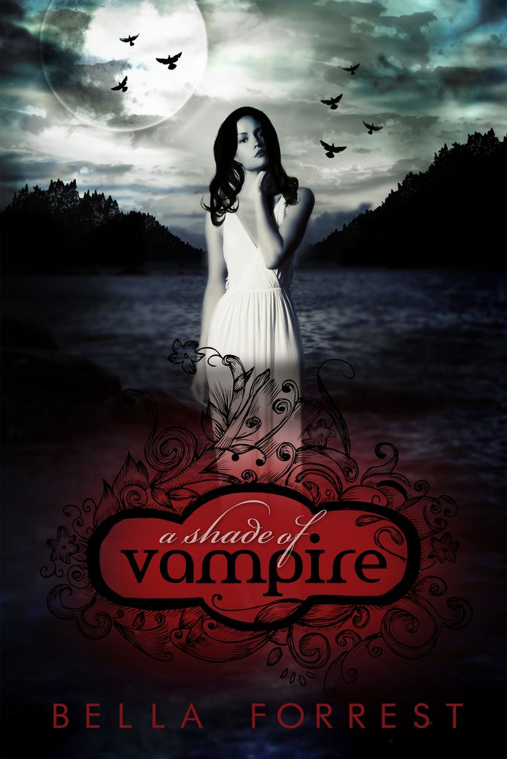 Book Review: A Shade of Vampire  If you liked Twilight...you'll love this one too!