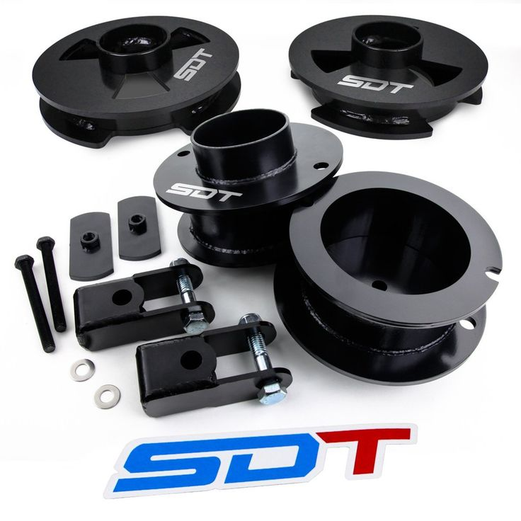 2014-2016 Dodge Ram 2500 Full Lift Leveling Kit 4WD with Shock Extenders