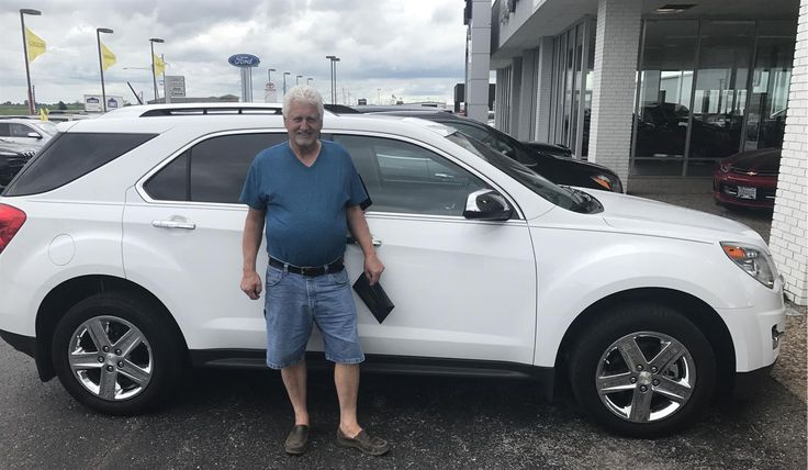 Thornton, we hope you enjoy your new 2015 CHEVROLET EQUINOX.  Congratulations and best wishes from Kunes Country of Macomb and SETH EBERT.