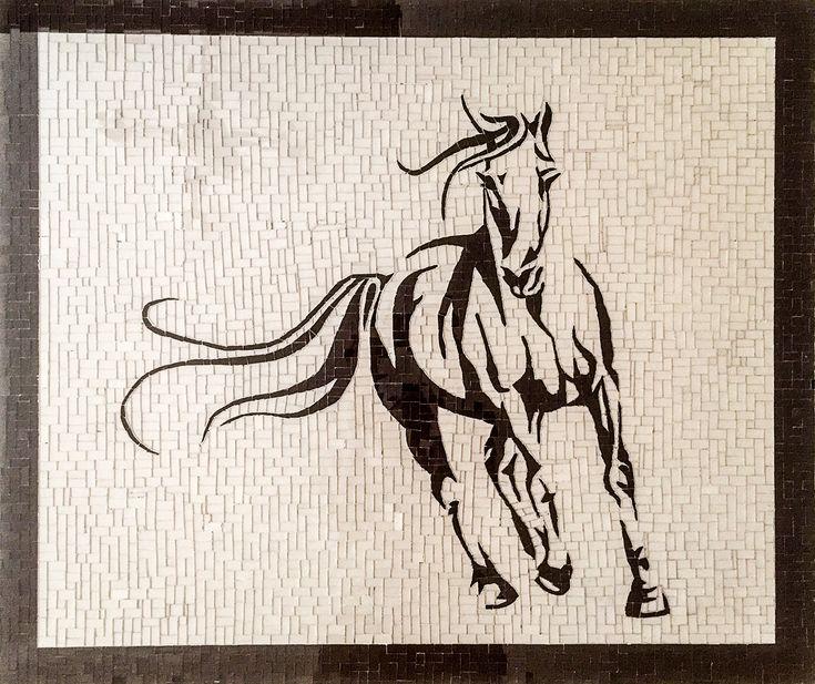 #At / #Horse by Altınok 90cm x 76cm #Cam #Mozaik / Glass #Mosaic  #gallerymak #heykel #sculpture #çağdaşsanat #modernart #ig_sanat #artwatch #artoftheday #atlar #beygir #contemporaryart #contemporary #turkey #painting #sanat #sanatçı #artcollector #londonart #dubaiart #artlovers #masterpiece #arte #artgallery #finearts #dailyart