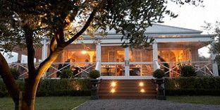 Bracu Pavilion on the Simunovich Olive Estate - fabulous venue