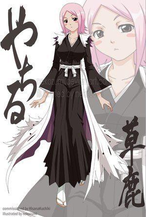 Yachiru Kusajishi all grown up