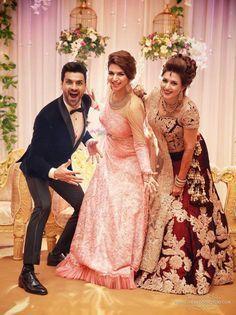 Photographer - Wedding Madness! Photos, Hindu Culture, Black Color, Decoration, Reception Makeup, 3 Piece Suits For Men pictures, images, WeddingPlz