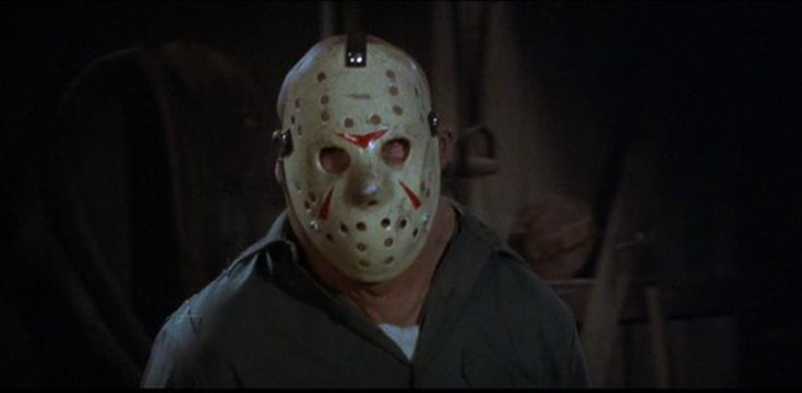 Jason Voorhees(Friday The 13th Part 3) played by Richard Brooker