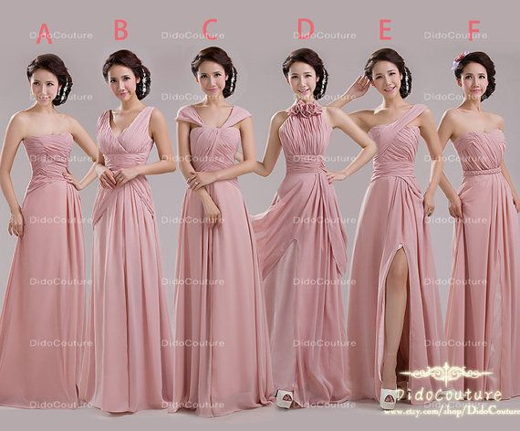Blush pink bridesmaid dress cheap bridesmaid dress long for Cheap wedding dress malaysia
