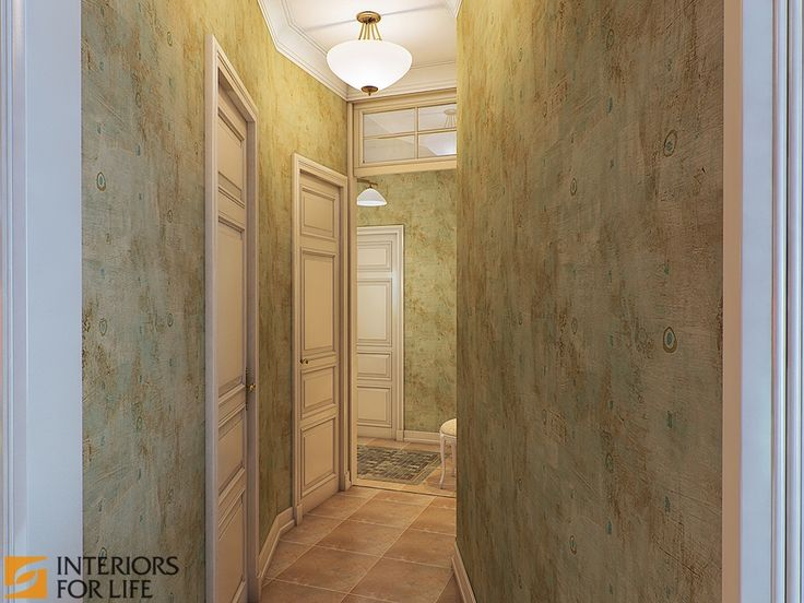 интерьер прихожей стены бирюзового цвета с коричневыми дверями: 19 тыс изображений найдено в Яндекс.Картинках