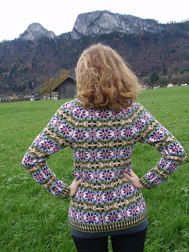 1145 best fair isle and colorful knits images on Pinterest ...