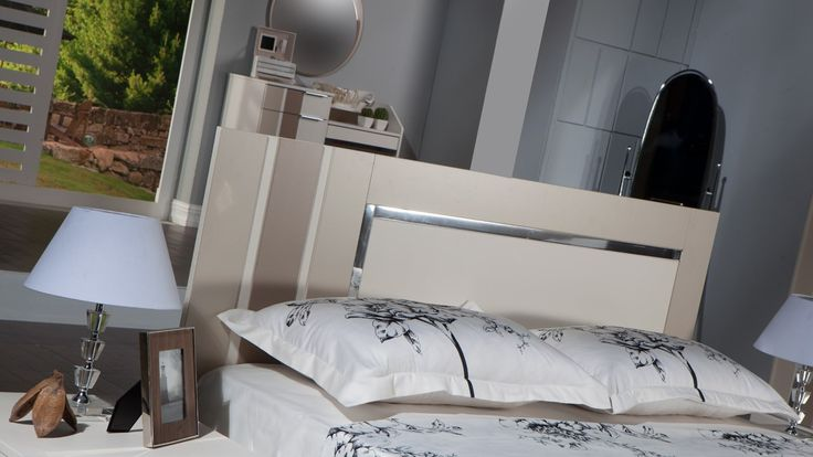 Kayra Yatak Odası Takımı - İstikbal