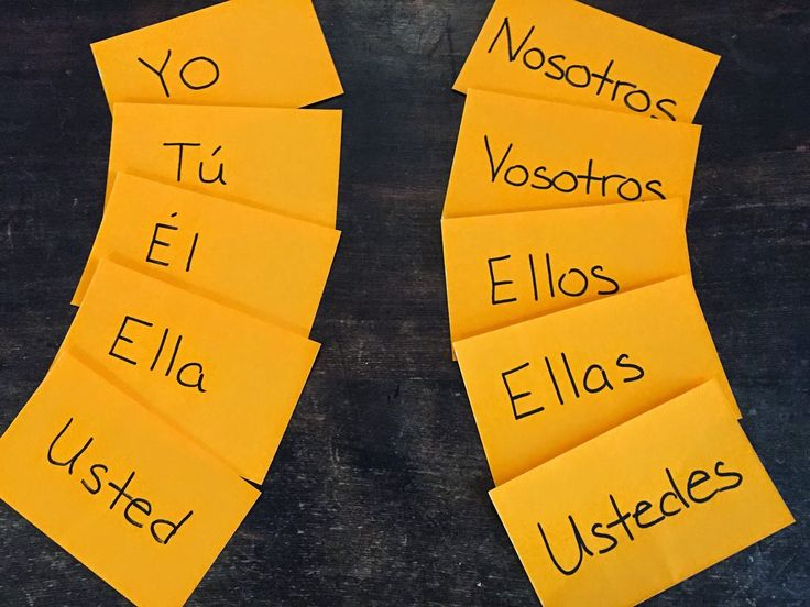 Check out this easy way to practice conjugating verbs!