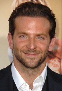 Bradley Cooper.  Why yes, yes I will marry you