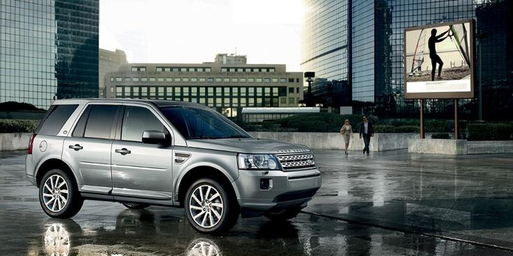 Range Rover Freelander 2