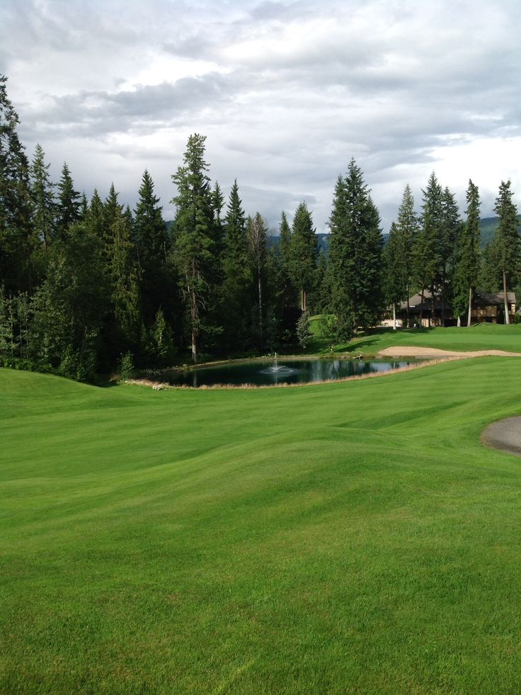 2016-07. Salmon Arm Golf Course BC