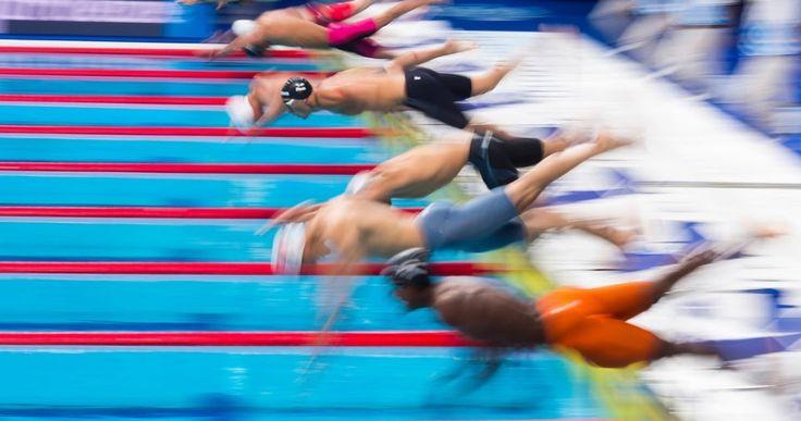 Brasil encerra Mundial com quinto lugar no revezamento 4x100m medley