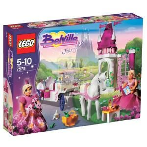 LEGO Belville Ultimate Princesses  A box full of all the most adorable elements from the world of princesses Picnic in the pavilion or  http://www.comparestoreprices.co.uk/building-toys/lego-belville-ultimate-princesses.asp