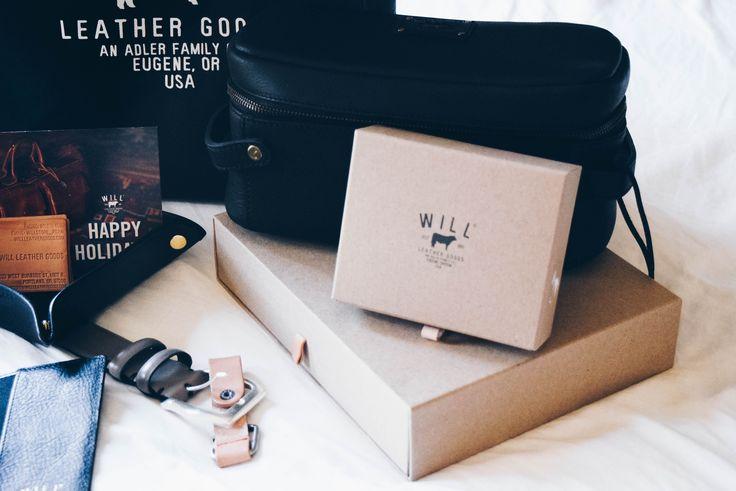 gift ideas- will leather goods- boyfriend gift- pdx- leather- portland oregon- @kristinacatherinemcinnis