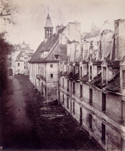 Hospice des Petits-Ménages, rue de Sèvres. | Paris Musées