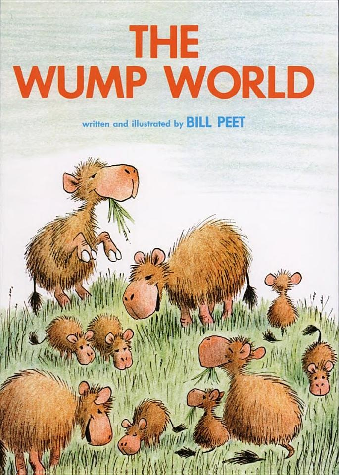 The Wump World - Bill Peet