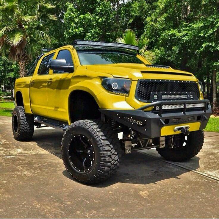 94 Toyota Pickup Truck: 94 Best BADASS TOYOTA TUNDRA Images On Pinterest
