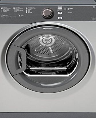 Hotpoint Aquarius TVFS 73B Tumble Dryer <ul><li>Fibre Care</li><li>Sensor Drying - 3 Levels</li><li>Anti-Ageing</li><li>Anti-Tangle Technology</li></ulg (Barcode EAN = 5016108859759) http://www.comparestoreprices.co.uk/december-2016-week-1/hotpoint-aquarius-tvfs-73b-tumble-dryer.asp