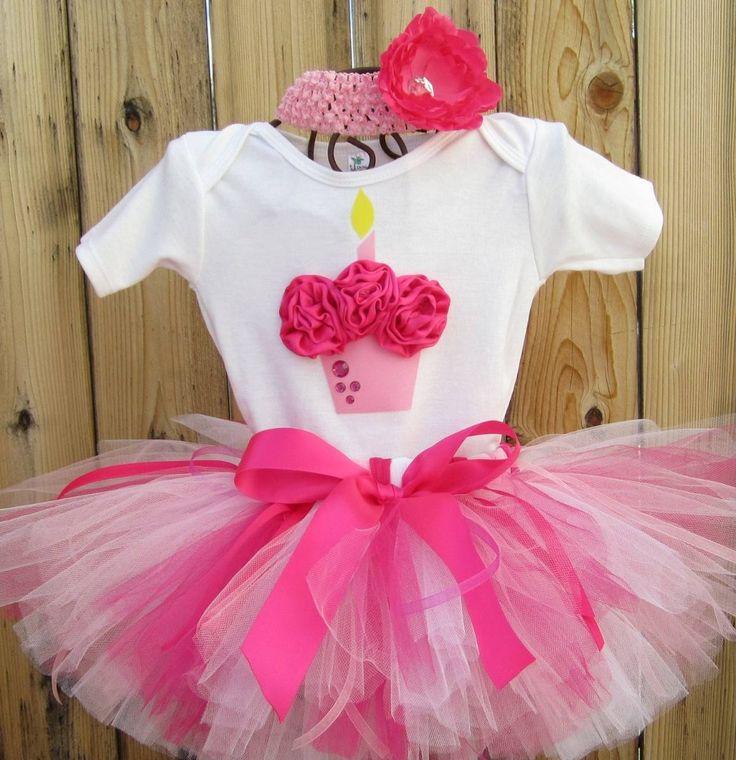 Tutu para cumplea os de tu bebe tutus para bebes - Ideas para cumpleanos de bebes ...