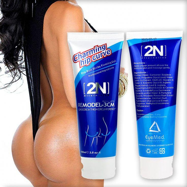 100 g de gran alcance hip enhancer crema mejorar las nalgas hermosas big Butt lifting reafirmante crema A2
