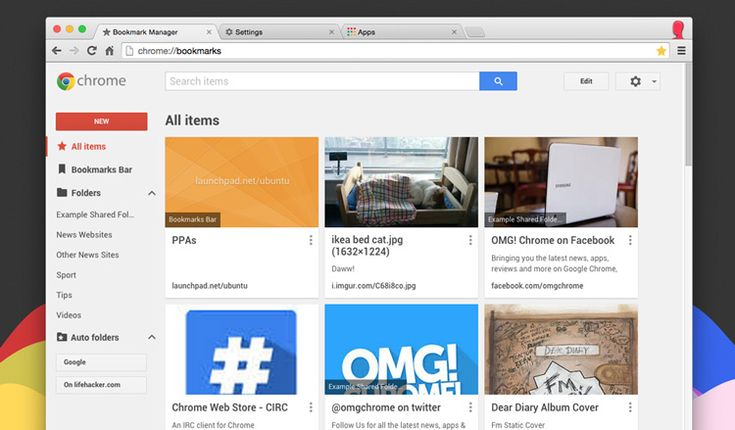 The old Chrome bookmark manager is back after Google relented to public pressure. If you liked the new version, here's how you can get it back.