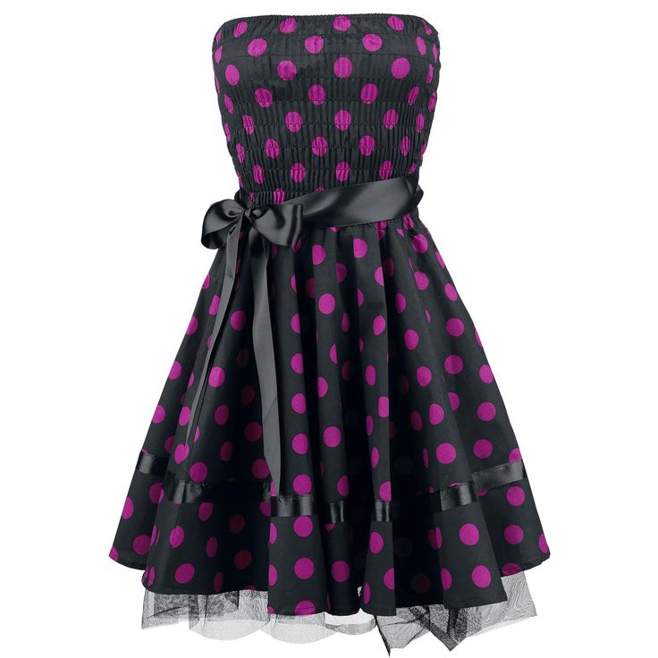 Big Purple Dots - Mekko - H&R London - Tuotenumero: 260981 - alkaen 49,99 € - EMP.fi - Koko L