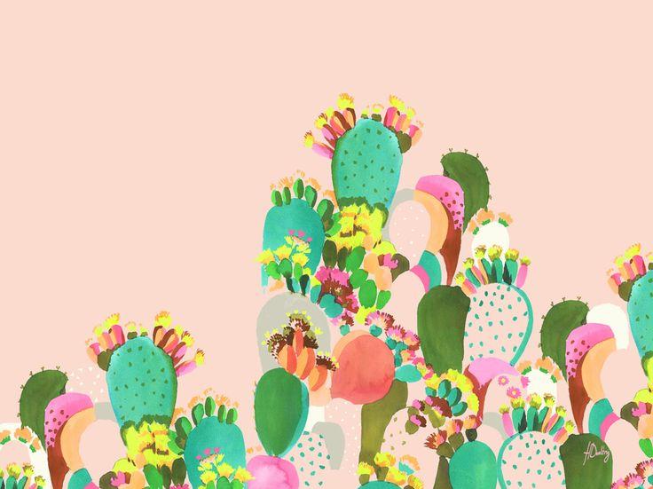 Spring Has Sprung! 16 Fresh Wallpapers for Your Desktop via Brit + Co.