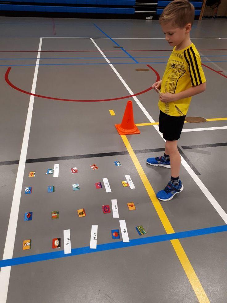 Bewegend leren in de gymzaal in 2020 Beweging, Lessen