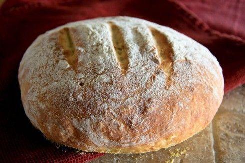 Монастырский хлеб – вкусная и полезная выпечка своими руками