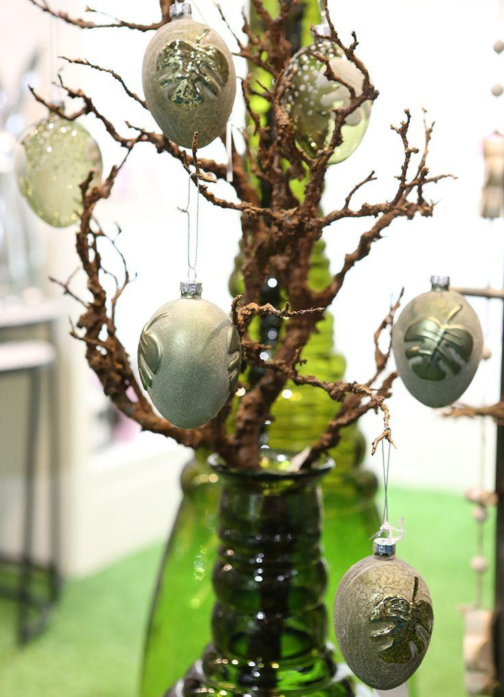 Dekotipp - dekorieren mit Eiern