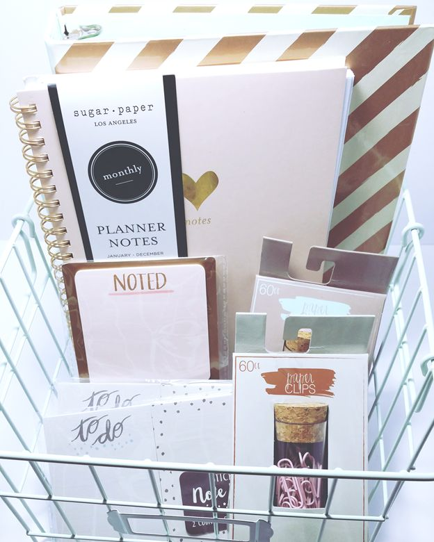 Target Dollar Spot Haul | For the Love of Planners …