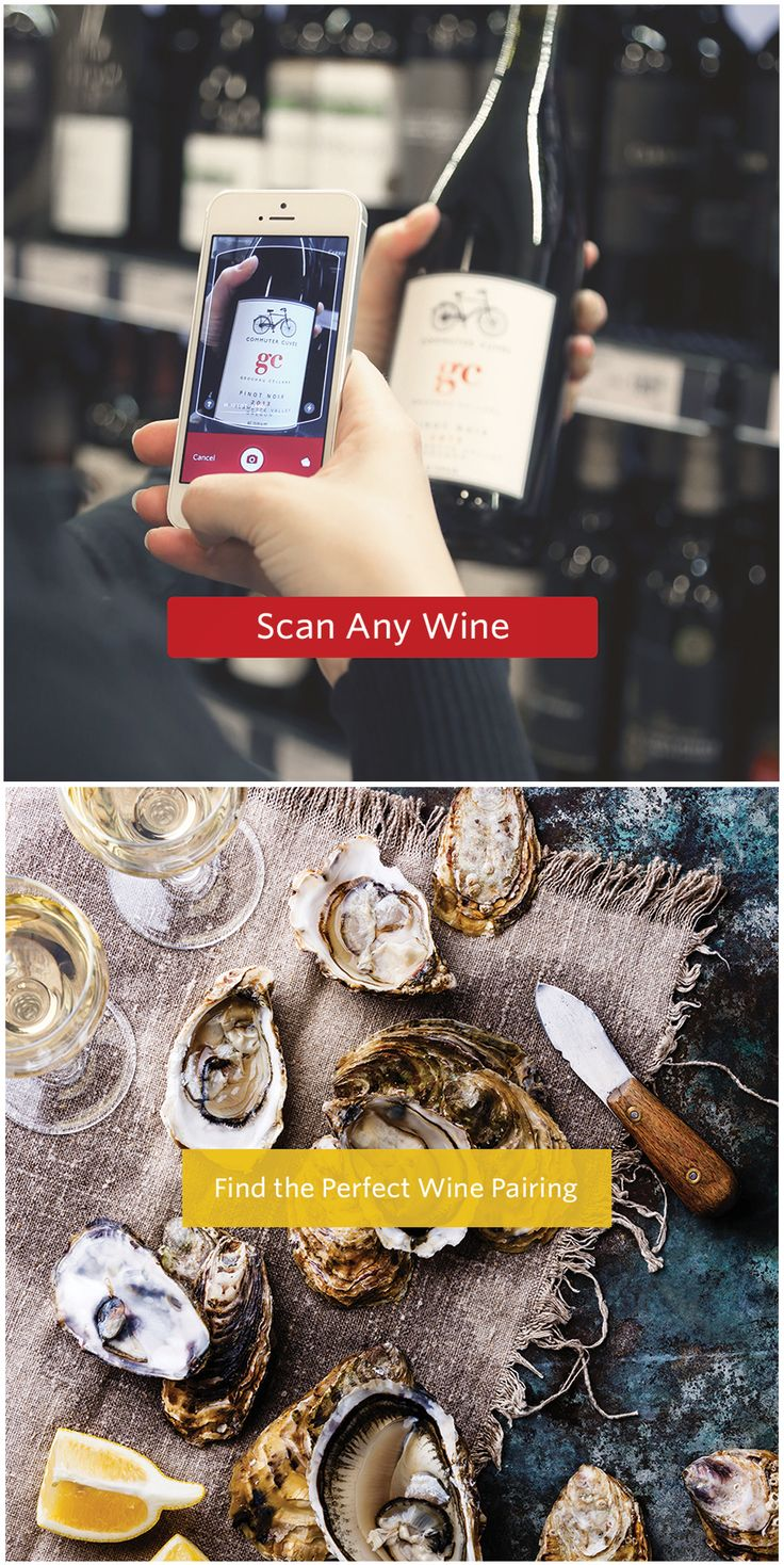Stop drinking bad wine, start using the Vivino app! Scan