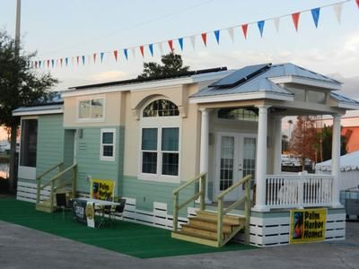 36 best net zero palm harbor modular home images on for Design your own park model