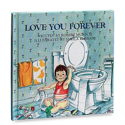 I Love You Forever Book